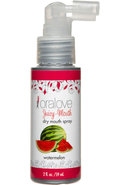 Oralove Juicy Mouth Dry Mouth Spray Watermelon 2 Ounce Spray