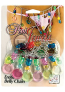 Peni Jewels Erotic Belly Chain Assorted Colors